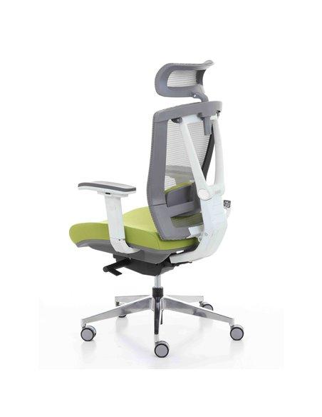 Крісло ERGO CHAIR 2 GREEN ергономічне