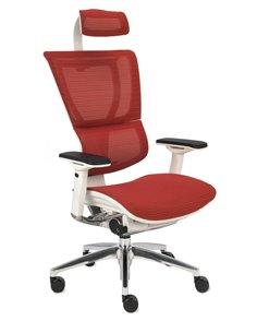 Крісло комп'ютерне MIRUS-IOO-WHITE ергономічне
