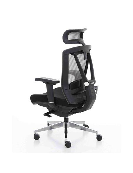 Крісло ERGO CHAIR 2 BLACK ергономічне