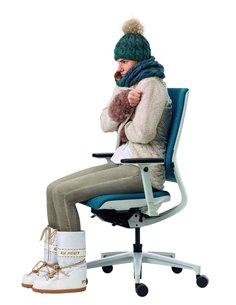 Крісло KLOBER MERA KLIMASTUHL для персоналу c підігрівом і вентиляцією